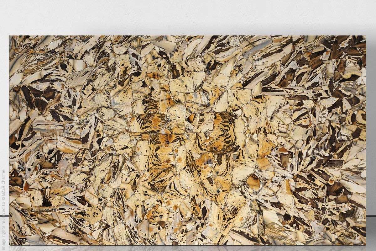 edel sei der stein - zebra jaspis - sinnliche laune der natur, Badezimmer